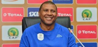 مدرب منتخب ناميبيا متفائل بالفوز على المنتخب المغربي
