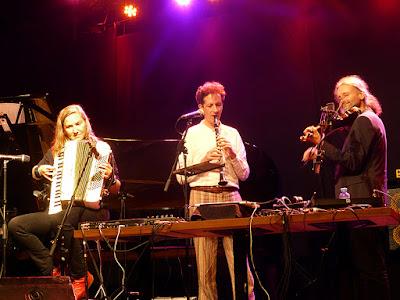 Heidelinde Gratzl, Albin Paulus, Stephan Steiner @ Porgy&Bess / photo S. Mazars