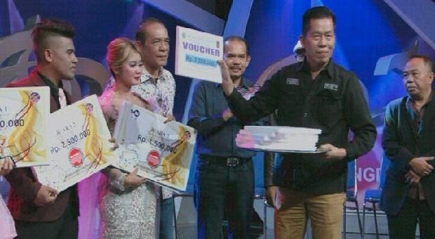 Juara ADJ TVRI Jabar Direkrut DH Production