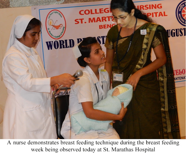BREAST FEEDING: AN EXCLUSIVE DEMAND AND RIGHT OF ALL BABIES
