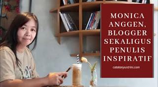 Penulis Monica Anggen