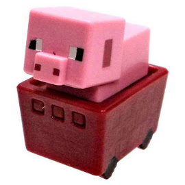 Minecraft Series 7 Pig Mini Figure