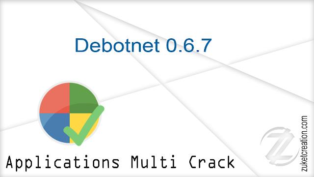 Debotnet 0.6.7 Portable