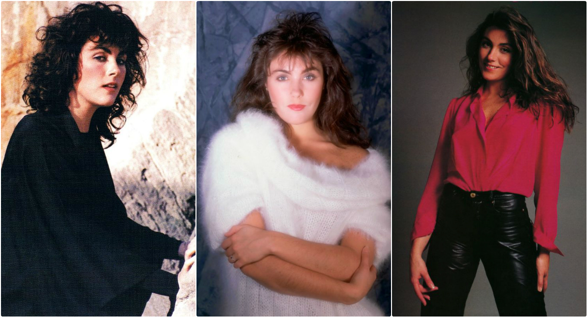 25 Fabulous Photos of Laura Branigan in the 1970s and '80s