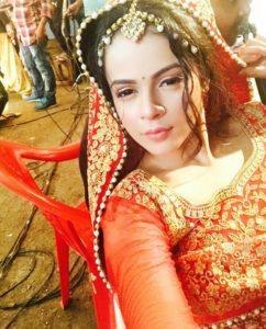 Foto Jigyasa Singh pemeran thapki