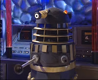 "'The Curse of Fatal Death"" Black Dalek 01"