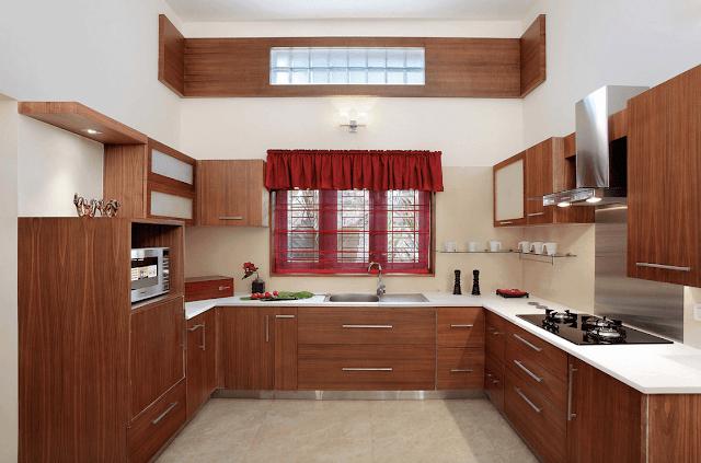 Inspirasi Ide Desain Dapur Minimalis Asia dengan gaya transitional