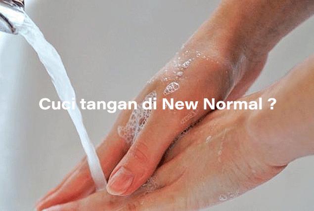 wastafel cuci tangan
