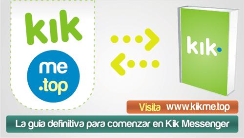 La guia definitiva para comenzar en Kik Messenger