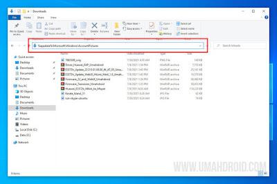 Hapus Foto Akun Windows 10 Dari Settings