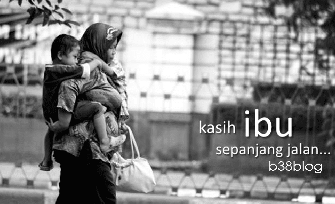 Gambar Kata Ucapan dan Puisi Hari Ibu