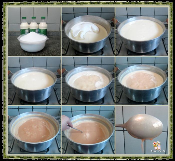 Sorvete de doce de leite 7