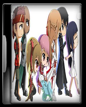 Sword Art Offline 1º Temporada