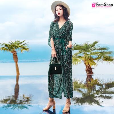 Váy maxi M560