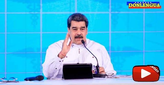 Maduro asegura que todos los que se refugiaron en el exterior volverán tras ser explotados