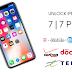 Nhận mở mạng unlock iPhone X lên quốc tế tai TP.HCM và Hà Nội