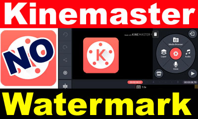 Download KineMaster Without WaterMark Mod Apk Cracked Version 4.8.13 for free