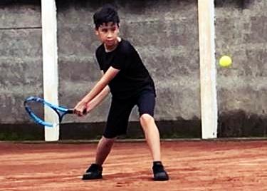 Sukses di Turnamen UTR Surabaya, Troy Elmer Hariyanto Termotivasi untuk Lebih Berprestasi