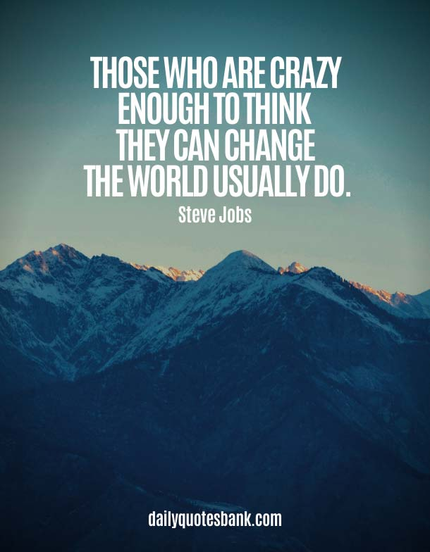 Famous Quotes About Changing Yourself To Change The World