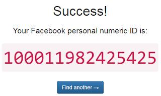 Success, id telah ditemukan