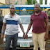 Four suspected fraudsters caught in Lagos by RRS ...photo
