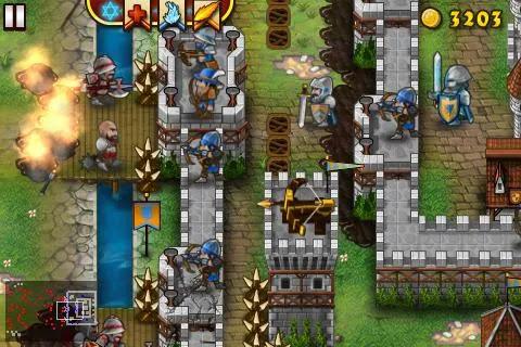 Screenshot Fortress Under Siege - Apcoid