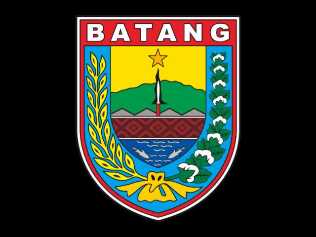 Logo kabupaten Batang Format PNG