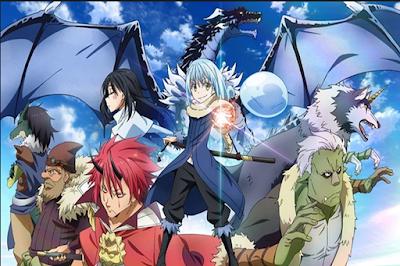 Synopsis of Tensei Shitara Slime Datta Ken Anime, Best Isekai Genre Movies