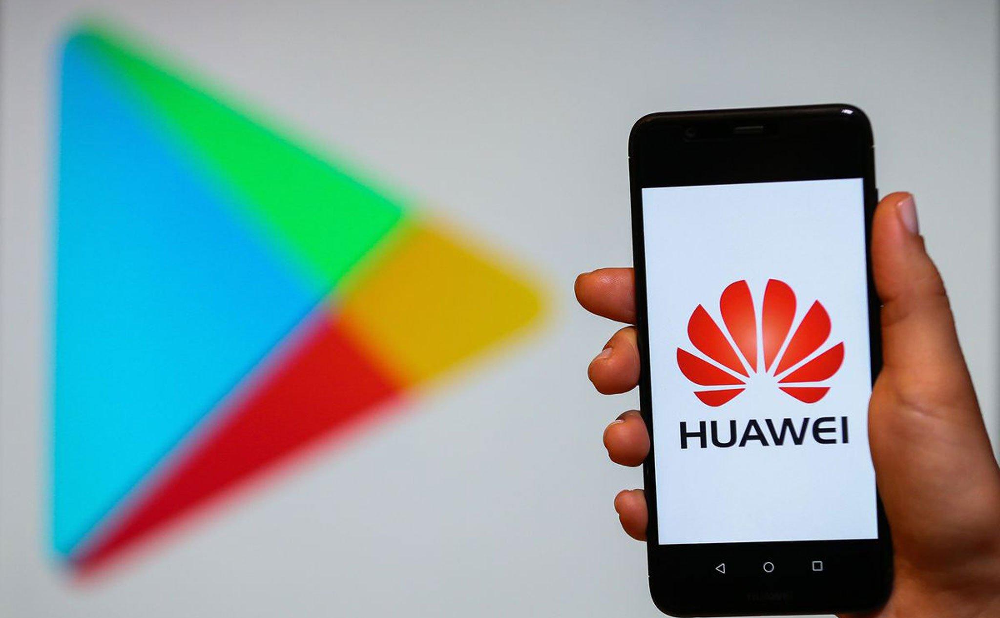 Huawei menghapus Android dari smartphone-nya