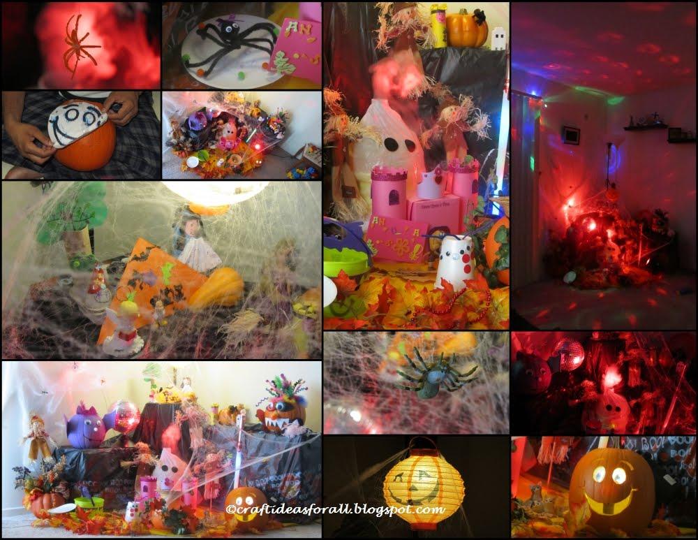 Scary Halloween Decoration Ideas Homemade
