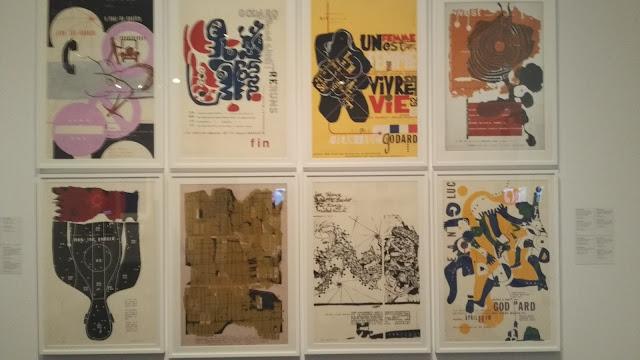 Algunos de los carteles de éxitos de los años 60, cuando se descubrió el potencial artístico de los carteles de cine