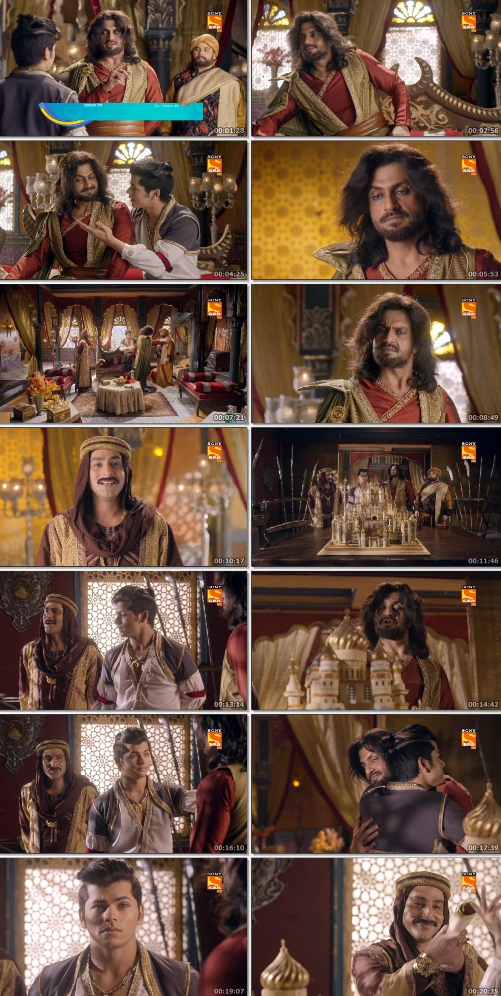 Screenshots Of Hindi Show Aladdin – Naam Toh Suna Hoga 2019 Episode 238 300MB 720P HD