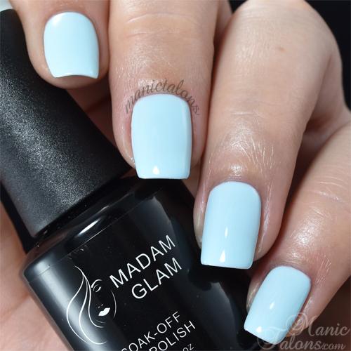 Madam Glam Gel Polish Pure Cloud