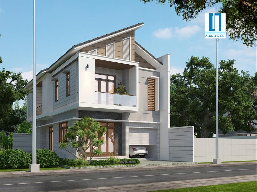 Thiết kế nhà anh Nguyễn Thành Nhân Biên Hòa Đồng Nai