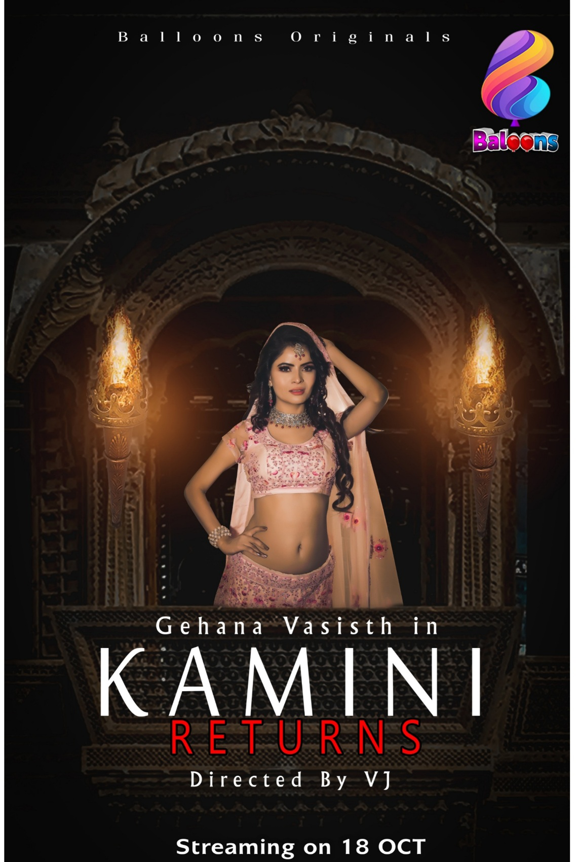 Kamini Returns 2020 Hindi S01E03 Balloons 720p HDRip 290MB x264