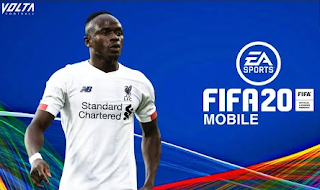 Download FIFA 20 Mobile Mod APK + DATA Update PS4 Camera Offline Android