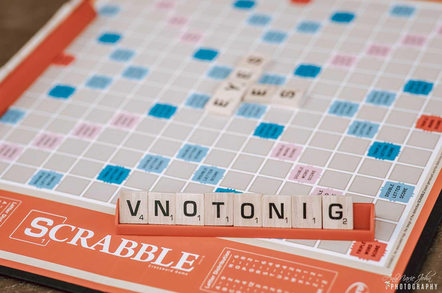 Scrabble Old School Board Game