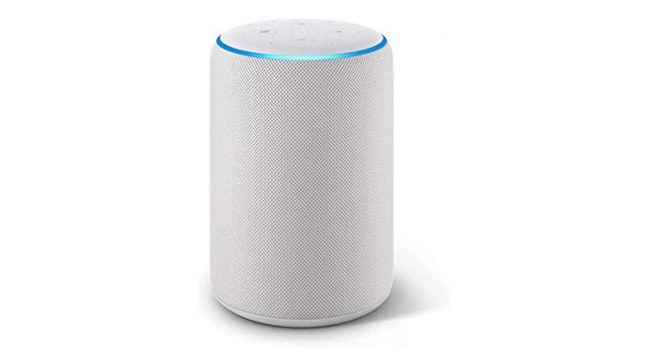 Amazon Echo 3rd Gen Improved sound