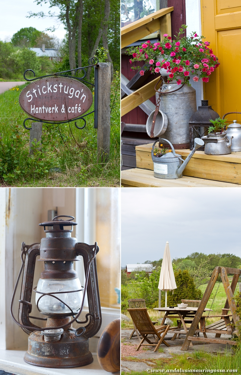 Cafe Stickstugan