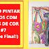 COMO PINTAR GATOS COM LÁPIS DE COR #5 (HOW TO PAINT CATS WITH COLOR PENCILS # 7) - Final