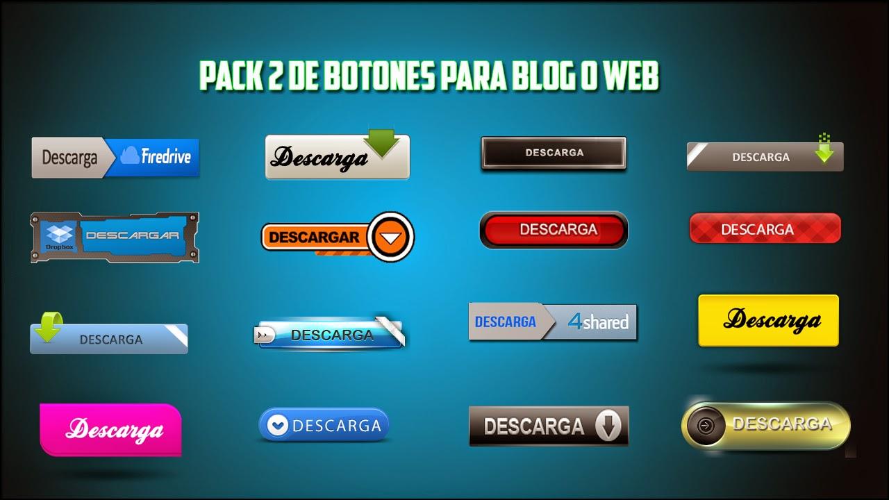 Web Tutoshugo Botones Para Tu Web