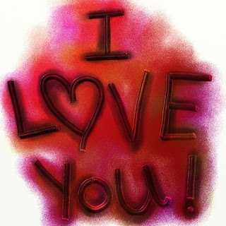 I love you, i love image