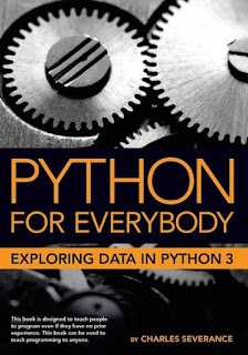 Python for Everybody: Exploring Data in Python 3