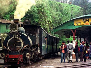 Ghoom Railway Station Darjeeling