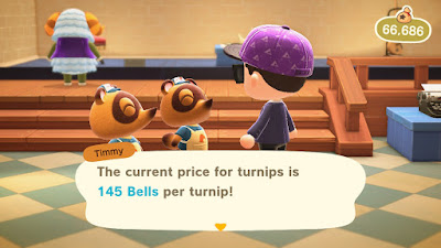 Selling Turnips To Timmy & Tommy