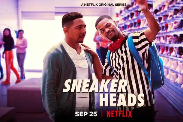 Sneakerheads: la serie de Netflix dedicado a lo locos de las zapatillas deportivas (ya se tu interés por esta crítica)