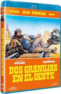 Dos Granujas en el Oeste [BD25] *Subtitulada