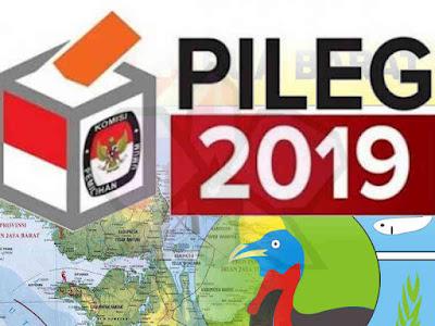 Inilah DCS Anggota DPR-RI pada Pemilu 2019 dari Dapil Papua Barat