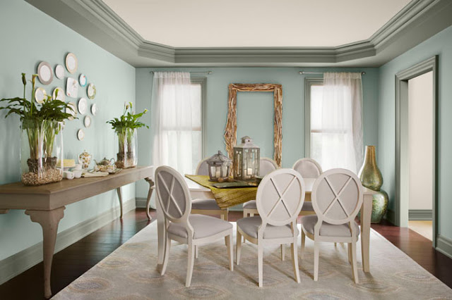 C b i d home decor and design choosing a color palette Touch of grey benjamin moore