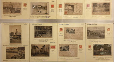 ExfiAviles, Tarjetas postales,  Asturias,Salvador Antolín